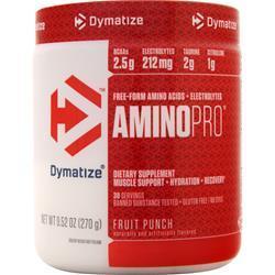Dymatize Nutrition AminoPro Fruit Punch 9.52 oz