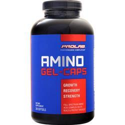 ProLab Nutrition Amino Gelcap (Easy to Swallow) 200 sgels