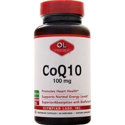 Olympian Labs Coenzyme Q10 (100mg) 60 caps