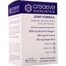 Creative Bioscience Joint Formula  EXPIRES 3/20 120 vcaps