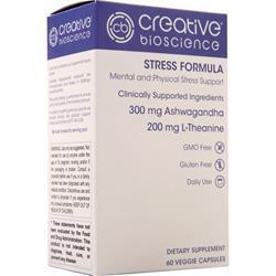 Creative Bioscience Stress Formula 60 vcaps