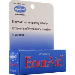 Hylands Homeopathic EnurAid 50 tabs