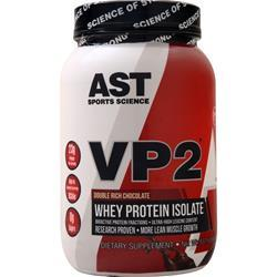 AST VP2 - Whey Protein Isolate Double Rich Chocolate 2.07 lbs