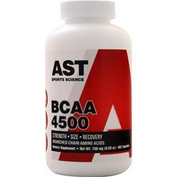 AST BCAA (4500mg) 462 caps