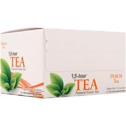 5 Hour Energy 5-Hour Tea - Natural Green Tea Peach Tea 12 bttls