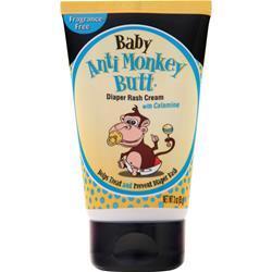 Clairon Baby Anti Monkey Butt Diaper Rash Powder Fragrance-Free 3 oz