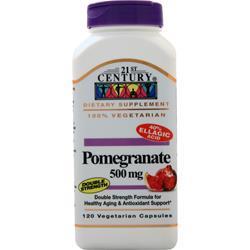 21st Century Pomegranate (500mg) 120 vcaps