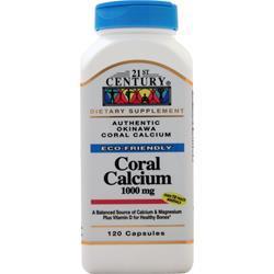 21st Century Coral Calcium 120 caps