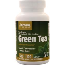 Jarrow Green Tea (500mg) 100 vcaps