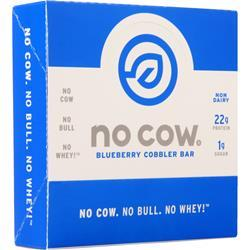 D's Naturals The No Cow Bar Blueberry Cobbler 12 bars