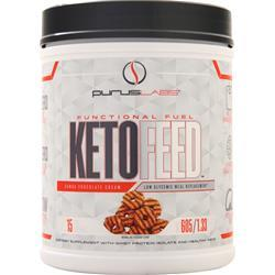 Purus Labs Ketofeed Samoa Chocolate Cream 605 grams