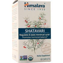 Himalaya Shatavari 60 cplts