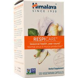 Himalaya RespiCare 120 vcaps