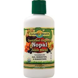 Dynamic Health Nopal Juice Blend (Certified Organic) 33.8 fl.oz