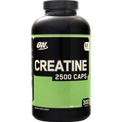 Optimum Nutrition Creatine 2500 300 caps