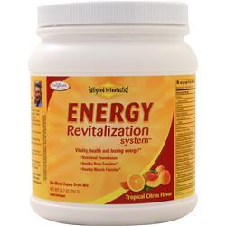 Enzymatic Therapy Energy Revitalization System Tropical Citrus 702 grams