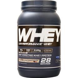 Cellucor Cor-Performance Whey Choc. Chip Cookie Dough EXPIRES 3/20 2.12 lbs