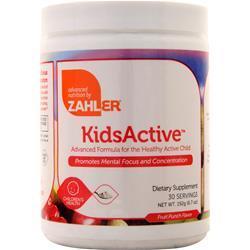 Zahler Kids Active Powder Fruit Punch 192 grams
