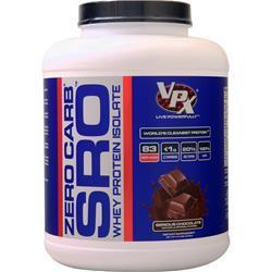 VPX Sports Zero Carb SRO - Whey Protein Isolate Serious Chocolate 4.4 lbs