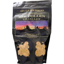 CC Pollen High Desert Bee Pollen Granules 16 oz