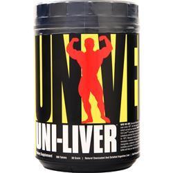 Universal Nutrition Uni-Liver 500 tabs
