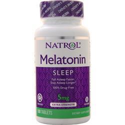 Natrol Melatonin - Time Released (5mg) 100 tabs