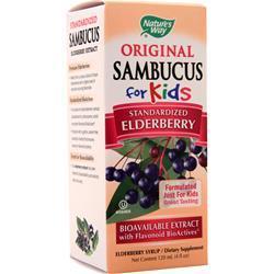 Nature's Way Sambucus For Kids Berry 4 fl.oz
