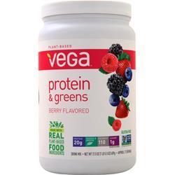 Vega Protein & Greens Berry 21.5 oz