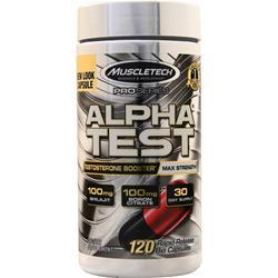Muscletech Alpha Test Pro Series 120 caps