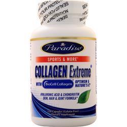 Paradise Herbs Collagen Extreme 120 caps