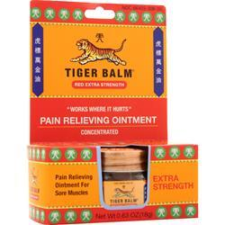 Prince of Peace Tiger Balm Red Extra Strength .63 oz