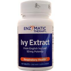 Enzymatic Therapy Ivy Extract (25mg) 90 tabs