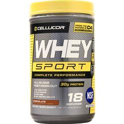 Cellucor Whey Sport Chocolate 873 grams