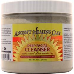 Living Clay Ancient Healing Clay - Deep Facial Cleanser 16 oz