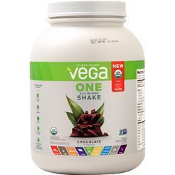 Vega Vega One - All in One Organic Shake Chocolate 61.8 oz