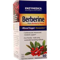 Enzymedica Berberine 60 caps
