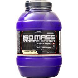 Ultimate Nutrition Iso Mass Xtreme Gainer Cookies N' Cream 10 lbs