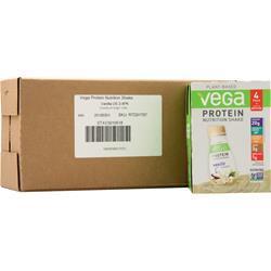 Vega Protein Nutrition Shake RTD Vanilla 12 bttls
