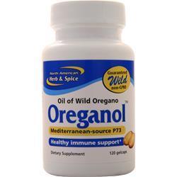 North American Herb Spice Oreganol Oil Of Wild Oregano On Sale At Allstarhealth Com