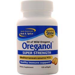 North American Herb Spice Oreganol Super Strength On Sale At Allstarhealth Com