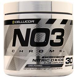 Cellucor NO3 Chrome Powder - G4 Chrome Series Unflavored 142.5 grams