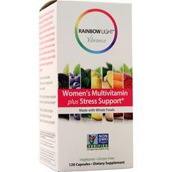 Rainbow Light Vibrance - Women's Multivitamin plus Stress Support 120 caps