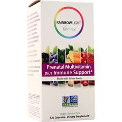 Rainbow Light Vibrance - Prenatal Multivitamin plus Immune Support 120 caps