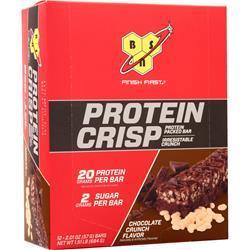BSN Protein Crisp Bar Chocolate Crunch 12 bars