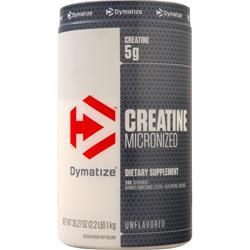 Dymatize Nutrition Creatine Micronized Unflavored 1000 grams