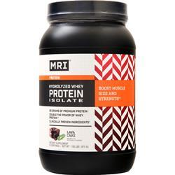 MRI Hydrolyzed Whey Protein Isolate (Buy One Get One Free) Lava Cake/Salted Caramel 3.75 lbs
