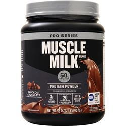 Cytosport Muscle Milk Pro Series Protein Powder Knockout Chocolate 2 lbs