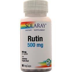 Solaray Rutin (500mg) 90 vcaps