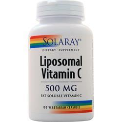 Solaray Liposomal Vitamin C (500mg) 100 vcaps