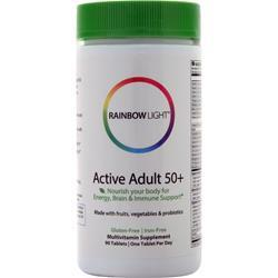 Rainbow Light Active Adult 50+ 90 tabs
